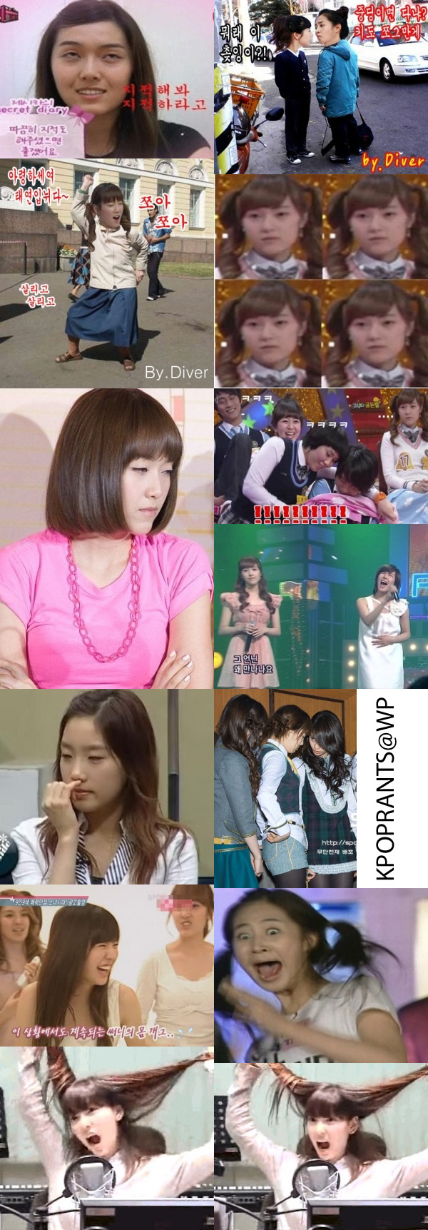Snsd Funny Picture