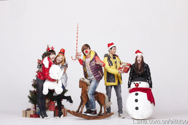 SHINee Christmas